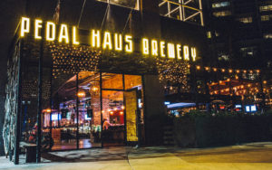 Pedal Haus BRewery in Tempe