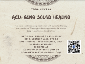 Acu-Gong description and QR code
