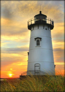 Image of Edgartown Lighthouse from the MV Chamber of Commerce site (https://www.mvy.com/lighthouses.html)